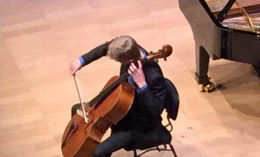 Tunes on Tuesday – September 5, Caleb Murray (Cello)