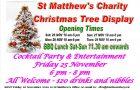 Christmas Tree Display Opening Night