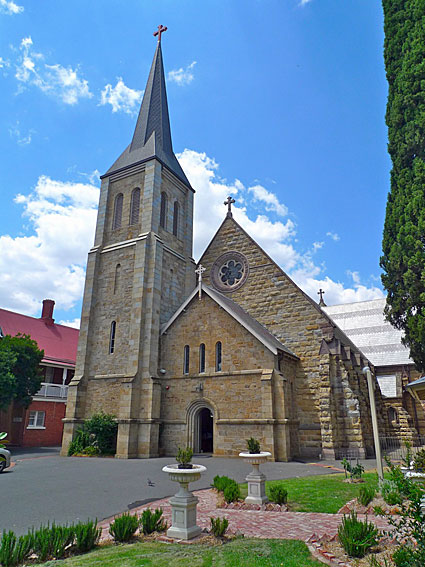 St Matthew's Albury