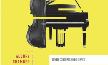 Albury Chamber Music Festival – tickets now available!