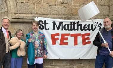 St Matthew's Fete – Saturday 12th October 2019 – 8.30 am to 1.00 pm
