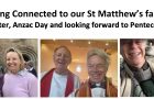 St. Matthew's Keeping Connected Newsletter No. 25
