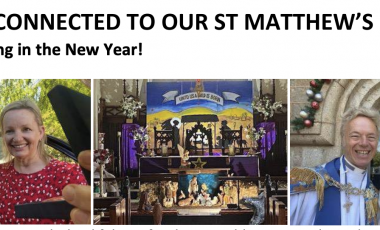 St. Matthew's Keeping Connected Newsletter No. 22