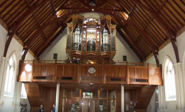 Update on the St. Matthew's organ