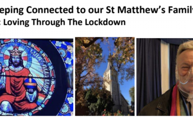 St. Matthew's Keeping Connected Newsletter No. 29