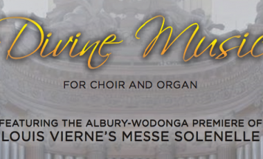 Murray Con Choir – Divine Music for Choir and Organ