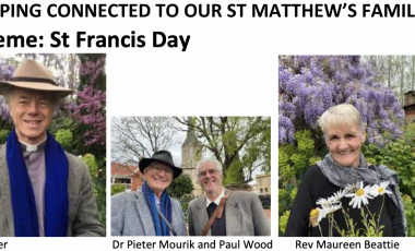 St. Matthew's Keeping Connected Newsletter No. 16