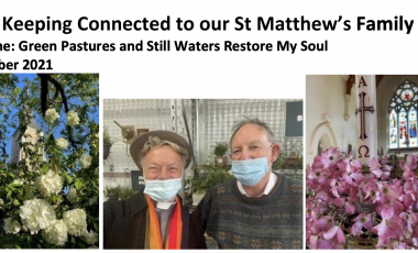 St. Matthew's Keeping Connected Newsletter No. 33