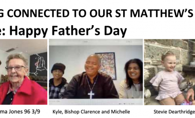 St. Matthew's Keeping Connected Newsletter No. 14