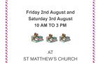 St. Matthew's Book Fair 2019