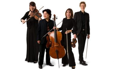 Flinders Quartet concert 22/09/17 as fundraiser event for Albury Chamber Music Festival