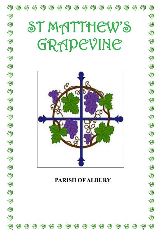 St Matthew's Grapevine