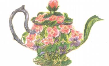 High Tea at Adamshurst