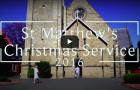 St Matthew's Christmas Service 2016