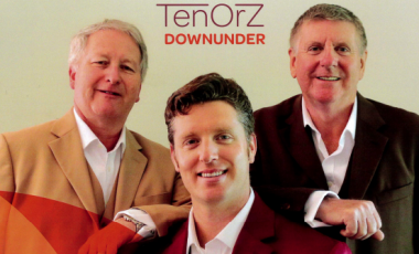 TenOrz Downunder in concert